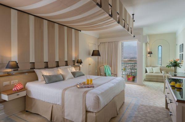 מלון יוקרתי הרודס ויטאליס אילת - חדר אקזקיוטיב