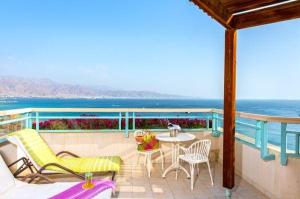отель  Херодс Виталис 5 звезд в Эйлат - Свита Executive