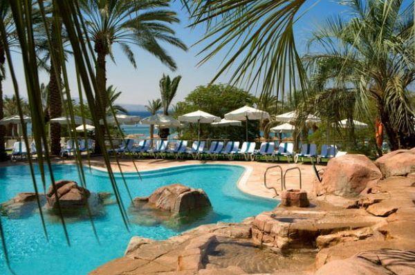 מלון דה לוקס ישרוטל רויאל ביץ` באילת