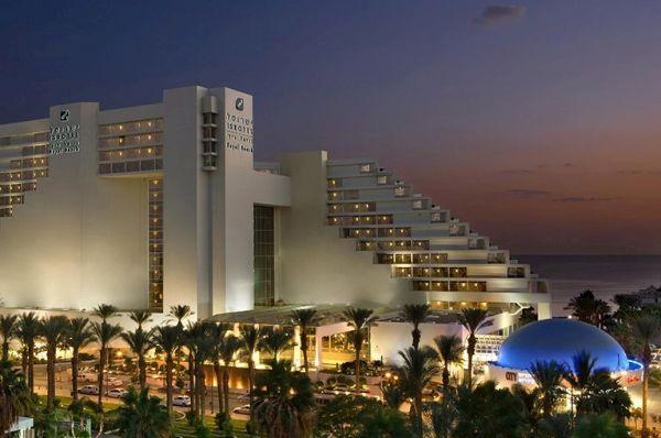 מלון יוקרתי ישרוטל רויאל ביץ` באילת