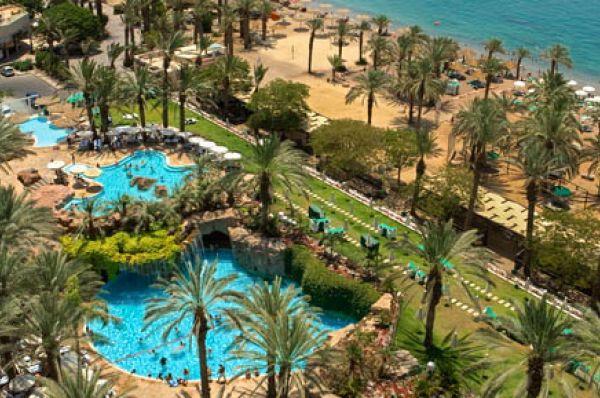 מלון יוקרה ישרוטל רויאל ביץ` באילת