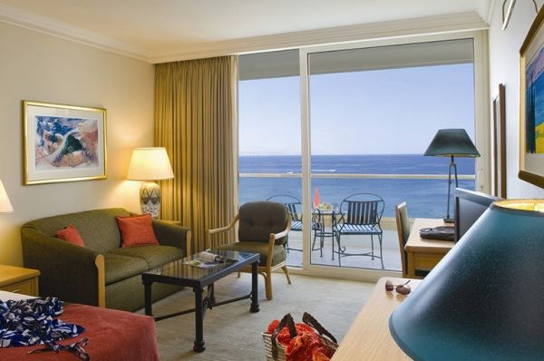בית מלון דלוקס ישרוטל רויאל ביץ` אילת - בלוויסטה