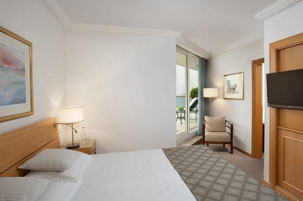 מלון דה לוקס ישרוטל רויאל ביץ` - סוויטה בלוויסטה