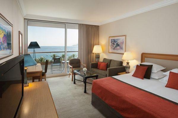 מלון יוקרה ישרוטל רויאל ביץ` - חדר משפחה
