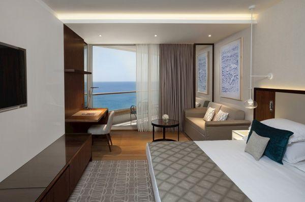 מלון יוקרה ישרוטל רויאל ביץ` - חדר רויאל מחודש
