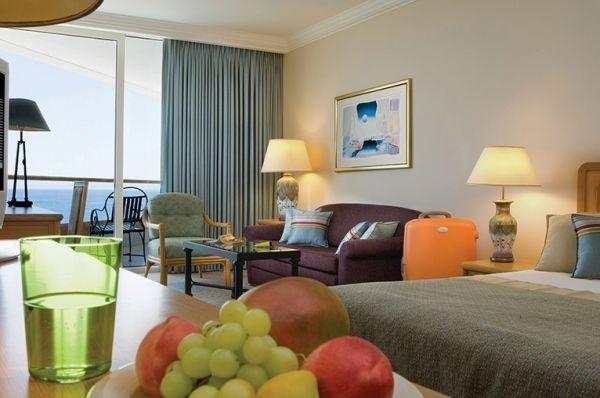מלון יוקרה ישרוטל רויאל ביץ` - חדר רויאל