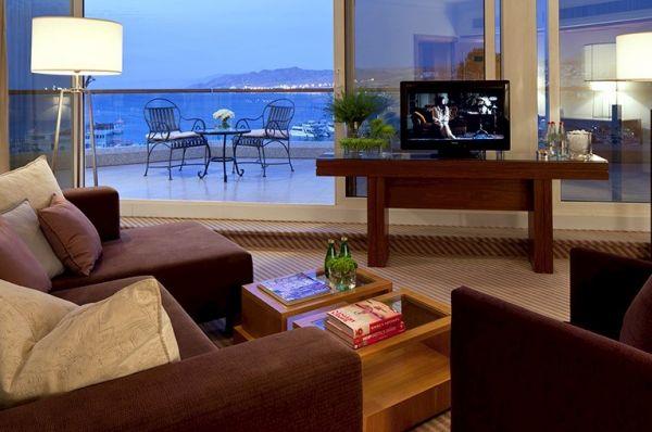 בית מלון יוקרתי ישרוטל רויאל ביץ` באילת - סוויטה רויאל