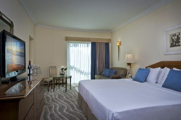 מלון דלוקס מלכת שבא - חדר דלקס