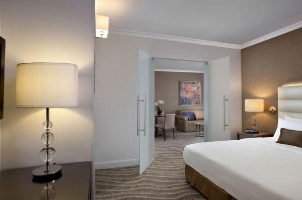 מלון דה לוקס מלכת שבא באילת -  חדר פרמיום משפחה