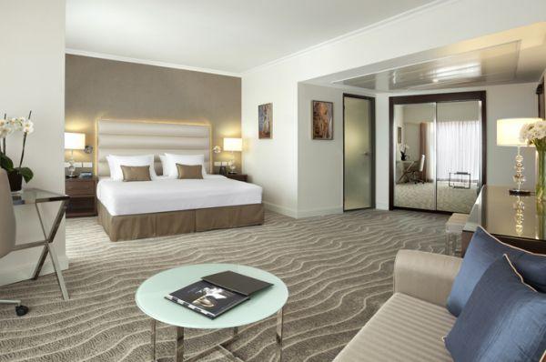 בית מלון מלכת שבא 5 כוכבים אילת - חדר פרמיום ג'וניור