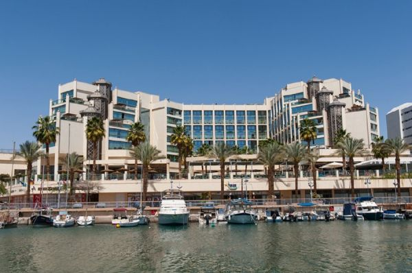 בית מלון מג`יק פאלאס אילת