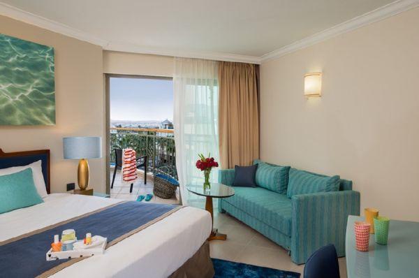 בית מלון מג`יק פאלאס באילת - PV עם מרפסת