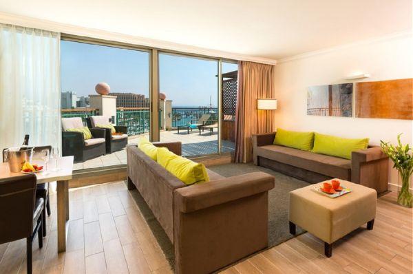 בית מלון מג`יק פאלאס - סוויטה פאלאס