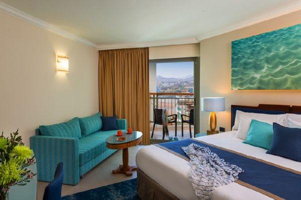 בית מלון מג`יק פאלאס באילת - סופריור עם מרפסת
