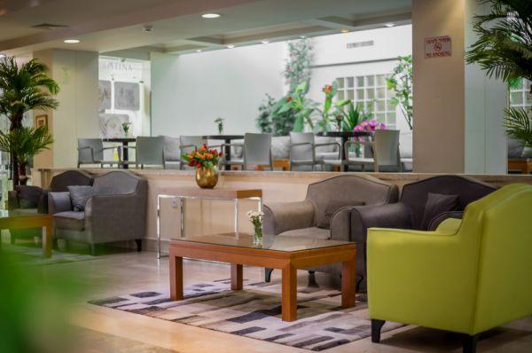 отель в  Эйлат Пальмс ( бывший Си Отель)