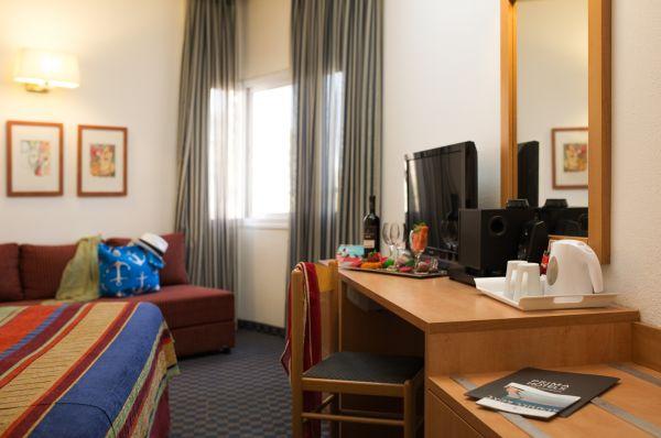 בית מלון פרימה מיוזיק ב אילת