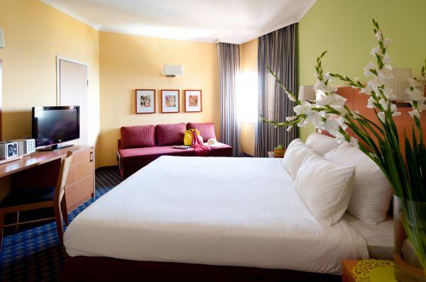 בית מלון פרימה מיוזיק אילת - חדר סטנדרט
