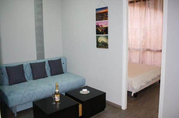 בית מלון ריץ' לקשרי סוויטס - סוויטה 2 חדרים