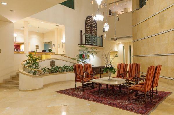 отель spa Херодс Бутик в Эйлат