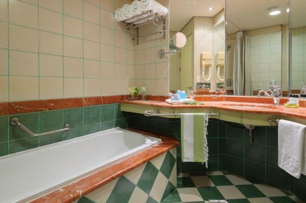 отель spa Херодс Бутик в Эйлат - Номер Deluxe