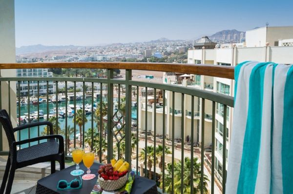 гостиница Ю Мэджик Палас Эйлат - Номер Grand Deluxe Panoramic