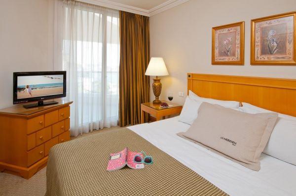 בית מלון יו סוויטס ב אילת - סוויטה דלוקס