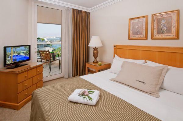 בית מלון יו סוויטס אילת - סוויטה סופריור PV