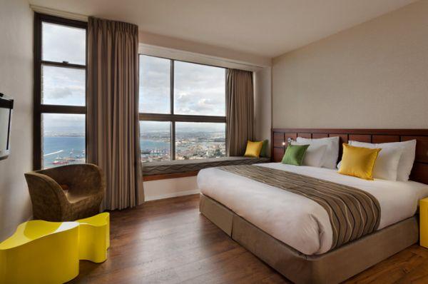 בית מלון ביי וויו  ב חיפה