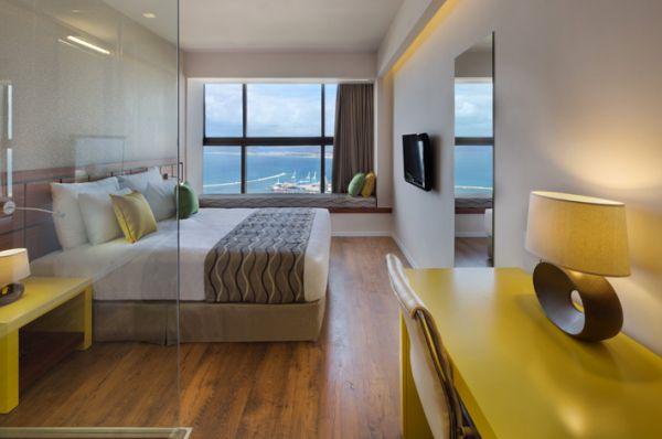 בית מלון חיפה ביי וויו