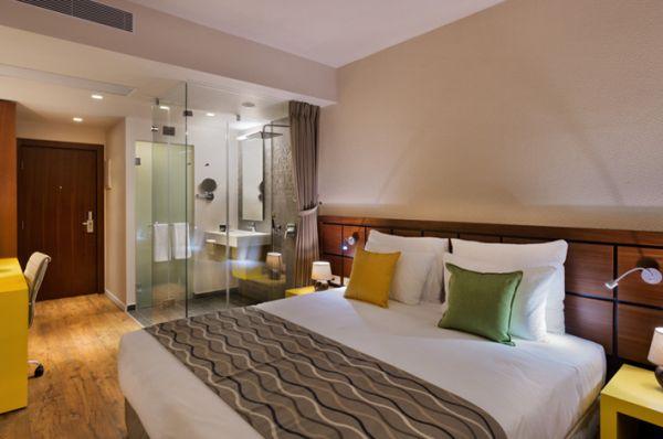 בית מלון ביי וויו  ב חיפה - חדר אקזקיוטיב