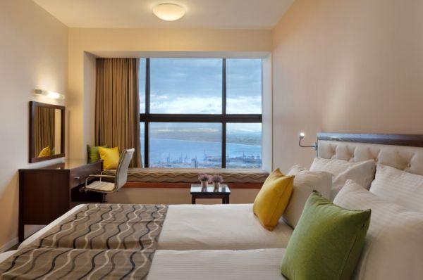 בית מלון ביי וויו  ב חיפה - חדר סטנדרט