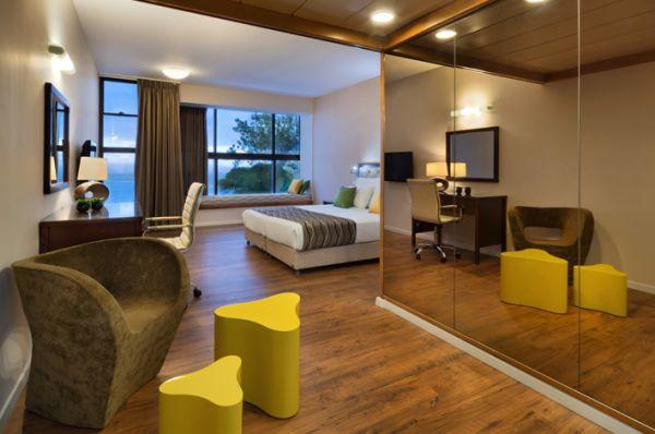 בית מלון ביי וויו  חיפה - חדר סטודיו