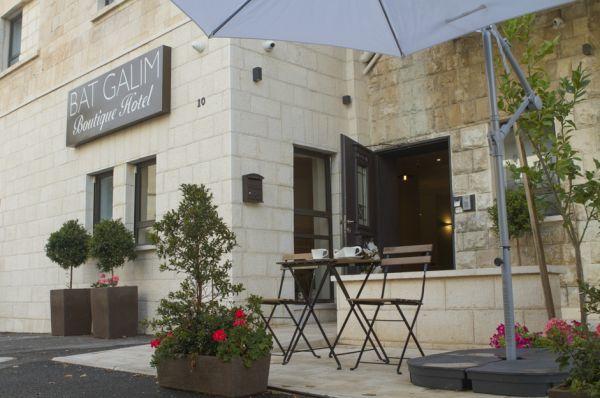 בת גלים  מלון בוטיק בחיפה