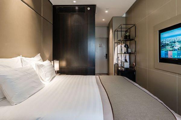 Голден Краун бутик отель в Хайфа - Номер Супериор