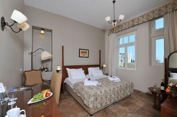 בית מלון קולוני ב חיפה - סטנדרט
