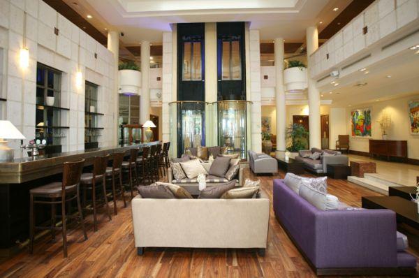 гостиница Краун Плаза Хайфа