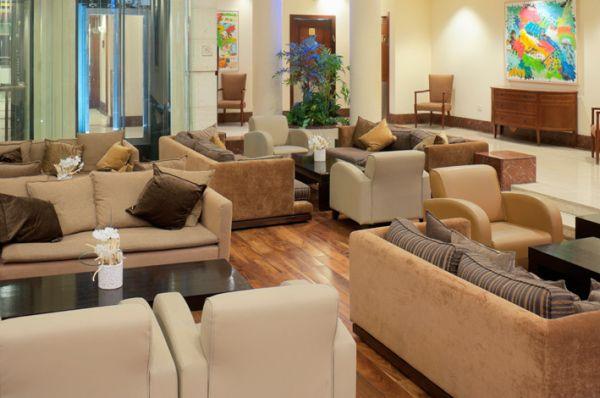 отель Краун Плаза Хайфа
