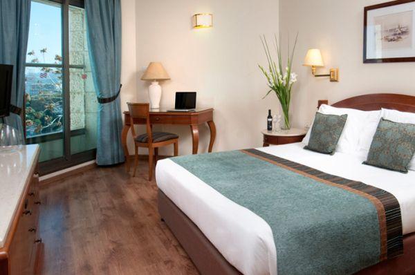 гостиница в  Хайфа Краун Плаза - Стандартный номер