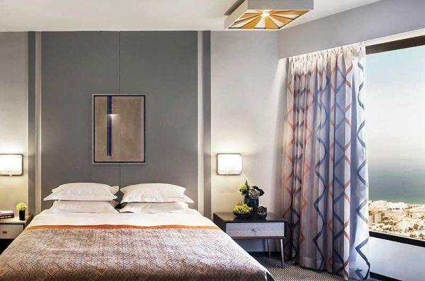בית מלון חיפה דן פנורמה