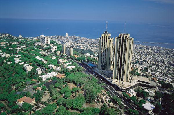 гостиница в  Хайфа Дан Панорама