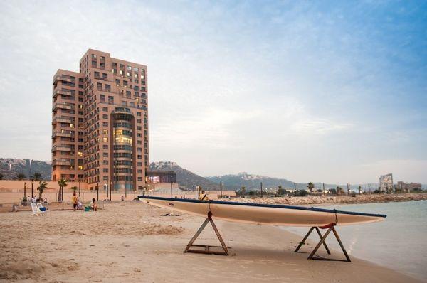 בית מלון חיפה לאונרדו פלאזה