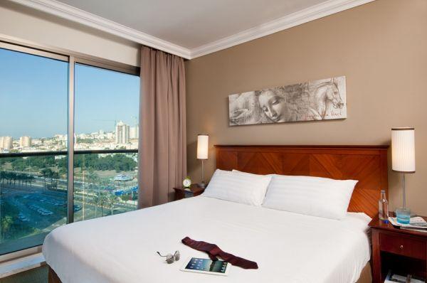 בית מלון לאונרדו פלאזה בחיפה - סוויטה רויאל