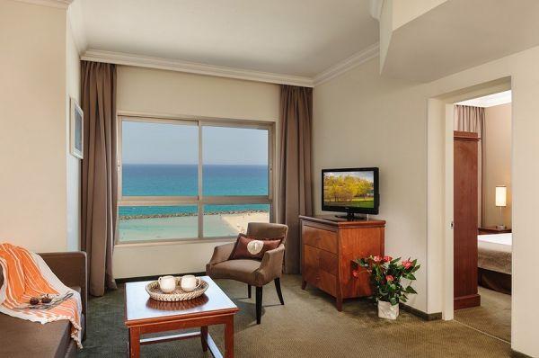 בית מלון לאונרדו פלאזה חיפה - סוויטה דלקס