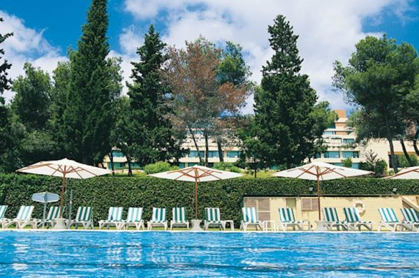 гостиница люкс  Кармель Форест СПА Резорт в Хайфа