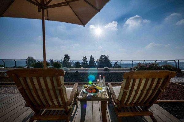 מלון יוקרה יערות הכרמל בחיפה