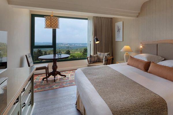 מלון יוקרתי יערות הכרמל - חדר כרמל דה-לקס