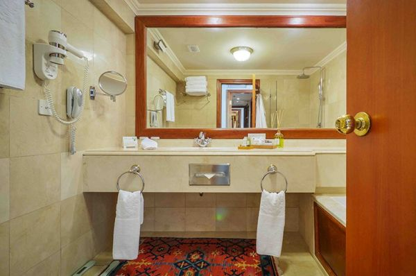 מלון 5 כוכבים יערות הכרמל בחיפה - סוויטה כרמל