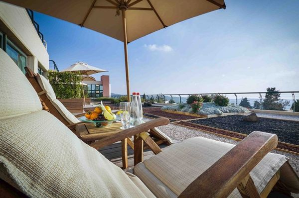 בית מלון יערות הכרמל 5 כוכבים בחיפה - סוויטה כרמל