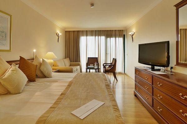 בית מלון יערות הכרמל 5 כוכבים בחיפה - חדר צמרת