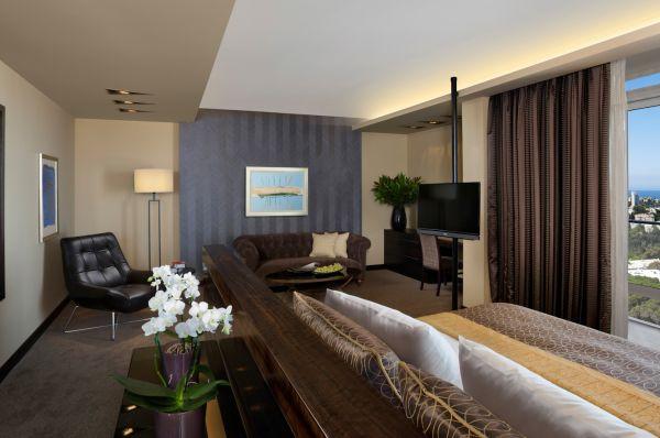 гостиница люкс  Дан Кармель в Хайфа